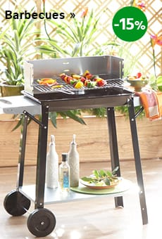 -15% Barbecues »