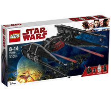 TIE Fighter de Kylo Ren LEGO STAR WARS