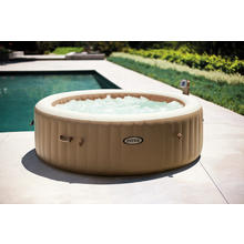 Jacuzzi gonflable Bubble Therapy  INTEX