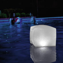 Cube LED flottant INTEX