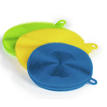 Lot de 3 éponges en silicone CLEANMAXX