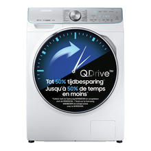 Lave-linge Add Wash QuickDrive SAMSUNG WW10M86INOA/EN