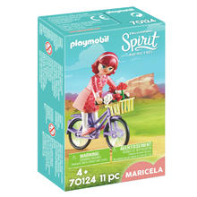 PLAYMOBIL® 70124 Maricela et bicyclette de PLAYMOBIL