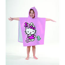 Cape de bain Hello Kitty