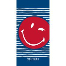 Drap de plage Smiley