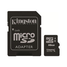 16GB microSDHC SDC4/16GB Class 4 de KINGSTON