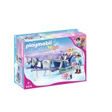 PLAYMOBIL® 9474 Couple royal et calèche de PLAYMOBIL