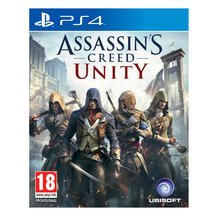 Jeu Assassin's Creed Unity pour PS4