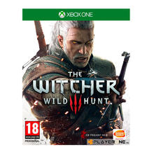 Jeu The Witcher 3 : Wild Hunt pour Xbox One