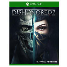 Jeu Dishonored 2 Xbox One