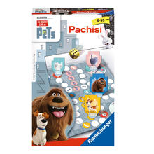 Jeu de voyage Secret Life of Pets Pachisi® RAVENSBURGER