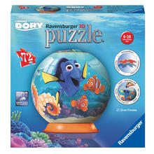 Puzzle 3D Disney Finding Dory RAVENSBURGER