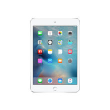 "Apple iPad mini 4 Wi-Fi + Cellular - Tablette 128 Go 7.9"" IPS (2048 x 1536) 4G LTE argent"