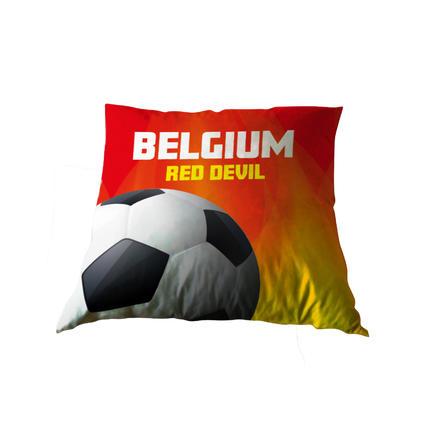 kussen belgium red devil